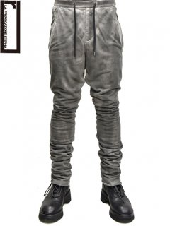 r[RIPVANWINKLE] Double Jersey Pants<img class='new_mark_img2' src='https://img.shop-pro.jp/img/new/icons38.gif' style='border:none;display:inline;margin:0px;padding:0px;width:auto;' />