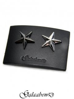 GalaabenD Star Pin Badge<img class='new_mark_img2' src='//img.shop-pro.jp/img/new/icons8.gif' style='border:none;display:inline;margin:0px;padding:0px;width:auto;' />