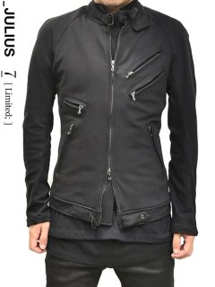 _JULIUS LIMITED Military Riders Jacket α