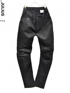 _JULIUS Arced Indirect Pants<img class='new_mark_img2' src='https://img.shop-pro.jp/img/new/icons23.gif' style='border:none;display:inline;margin:0px;padding:0px;width:auto;' />
