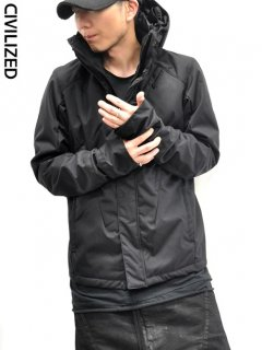 CIVILIZED Survival hood Jacket<img class='new_mark_img2' src='//img.shop-pro.jp/img/new/icons8.gif' style='border:none;display:inline;margin:0px;padding:0px;width:auto;' />