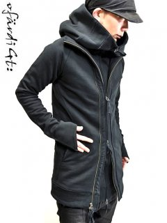 Of&#228;rdiGt: Layerd Union Hooded Jacket<img class='new_mark_img2' src='//img.shop-pro.jp/img/new/icons8.gif' style='border:none;display:inline;margin:0px;padding:0px;width:auto;' />