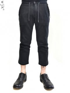wjk 3/4 Cropped Pants [鬼裏毛]<img class='new_mark_img2' src='//img.shop-pro.jp/img/new/icons8.gif' style='border:none;display:inline;margin:0px;padding:0px;width:auto;' />