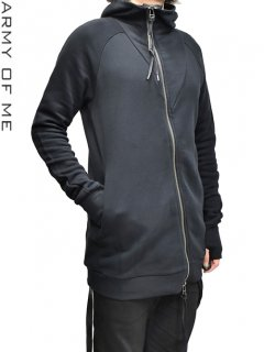 ARMY OF ME Zip Up Hooded Sweatshirt