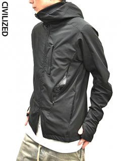 CIVILIZED Velocity Reflective Hood Jacket<img class='new_mark_img2' src='//img.shop-pro.jp/img/new/icons8.gif' style='border:none;display:inline;margin:0px;padding:0px;width:auto;' />
