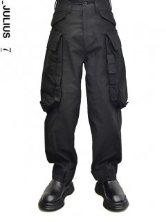 ※予約アイテム※_JULIUS Baggy Cargo Pants<img class='new_mark_img2' src='//img.shop-pro.jp/img/new/icons8.gif' style='border:none;display:inline;margin:0px;padding:0px;width:auto;' />