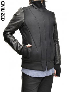 CIVILIZED Articulated Reflective Jacket<img class='new_mark_img2' src='//img.shop-pro.jp/img/new/icons8.gif' style='border:none;display:inline;margin:0px;padding:0px;width:auto;' />