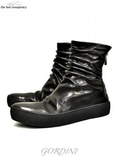the last conspiracy -FINN re waxed- draping sneakers