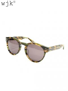 wjk Sunglasses [camouflage flame]