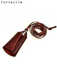 "Portaille ""Exclusive"" Neck Strap Key Case [RED]"