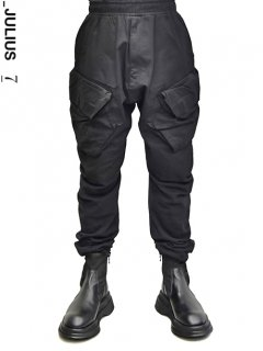 _JULIUS Combination Gasmask Cargo Pants<img class='new_mark_img2' src='//img.shop-pro.jp/img/new/icons8.gif' style='border:none;display:inline;margin:0px;padding:0px;width:auto;' />