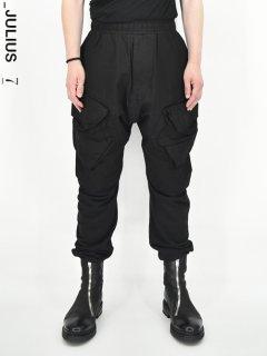 _JULIUS Combination Gasmask Cargo Pants