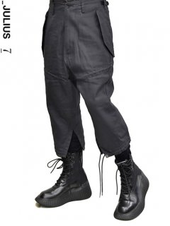 _JULIUS Reconstruction Military Pants
