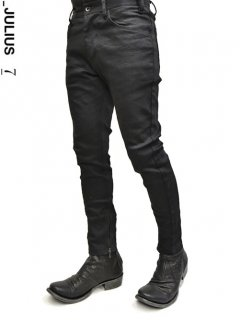 _JULIUS Skinny Hem Zip Pants<img class='new_mark_img2' src='//img.shop-pro.jp/img/new/icons8.gif' style='border:none;display:inline;margin:0px;padding:0px;width:auto;' />