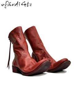 Of&#228;rdiGt: Pulusation Boots No,004 [D.blood]<img class='new_mark_img2' src='//img.shop-pro.jp/img/new/icons8.gif' style='border:none;display:inline;margin:0px;padding:0px;width:auto;' />