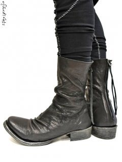 OfärdiGt: Pulusation Boots No,005 [A.black]