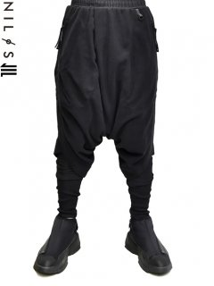 NILøS Tucked Twisted Crotch Pants
