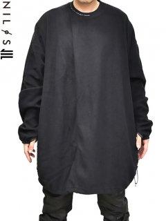 NILøS Fleece Tucked Overshirt