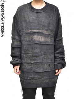 NostraSantissima Pullover Knit [Oversizing]