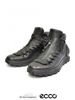 the last conspiracy×ecco Front Zip Sneakers [KIMURA]