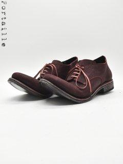 Portaille EXCLUSIVE Derby Shoes -Bordeaux-