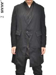 _JULIUS Lozenge Collar Tailored Jacket<img class='new_mark_img2' src='//img.shop-pro.jp/img/new/icons8.gif' style='border:none;display:inline;margin:0px;padding:0px;width:auto;' />