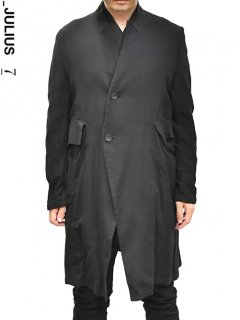 _JULIUS Long Tailored Jacket<img class='new_mark_img2' src='//img.shop-pro.jp/img/new/icons8.gif' style='border:none;display:inline;margin:0px;padding:0px;width:auto;' />