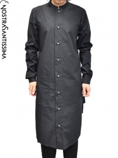 NostraSantissima Long Shirts -BLACK-