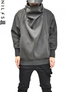 NILøS Cowl Neck Pullover<img class='new_mark_img2' src='https://img.shop-pro.jp/img/new/icons8.gif' style='border:none;display:inline;margin:0px;padding:0px;width:auto;' />