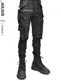 _JULIUS LIMITED Vertical Skinny Gasmask Cargo Pants[HARD COATING]<img class='new_mark_img2' src='//img.shop-pro.jp/img/new/icons8.gif' style='border:none;display:inline;margin:0px;padding:0px;width:auto;' />