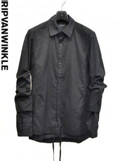 ripvanwinkle Layered Shirt Jacket<img class='new_mark_img2' src='https://img.shop-pro.jp/img/new/icons23.gif' style='border:none;display:inline;margin:0px;padding:0px;width:auto;' />
