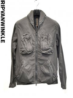 ripvanwinkle Military Shirts Jacket<img class='new_mark_img2' src='https://img.shop-pro.jp/img/new/icons38.gif' style='border:none;display:inline;margin:0px;padding:0px;width:auto;' />