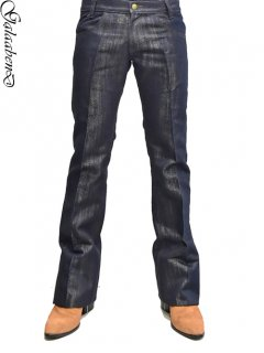 GalaabenD 西陣 flared Denim<img class='new_mark_img2' src='https://img.shop-pro.jp/img/new/icons38.gif' style='border:none;display:inline;margin:0px;padding:0px;width:auto;' />