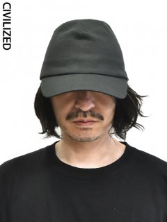 CIVILIZED for GORDINI Field Cap -BLACK-<img class='new_mark_img2' src='https://img.shop-pro.jp/img/new/icons32.gif' style='border:none;display:inline;margin:0px;padding:0px;width:auto;' />