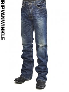 R.V.W [RIPVANWINKLE] Boots Cut Jeans<img class='new_mark_img2' src='https://img.shop-pro.jp/img/new/icons23.gif' style='border:none;display:inline;margin:0px;padding:0px;width:auto;' />