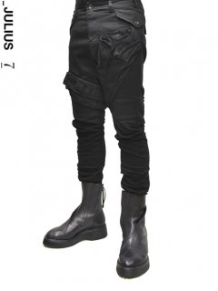 _JULIUS Combination Gasmask Cargo Pants