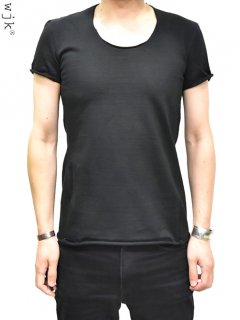wjk Henly U-neck T Shirt<img class='new_mark_img2' src='https://img.shop-pro.jp/img/new/icons38.gif' style='border:none;display:inline;margin:0px;padding:0px;width:auto;' />