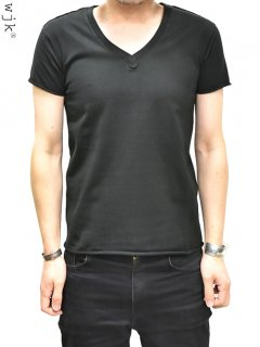 wjk V-neck T Shirt<img class='new_mark_img2' src='https://img.shop-pro.jp/img/new/icons38.gif' style='border:none;display:inline;margin:0px;padding:0px;width:auto;' />