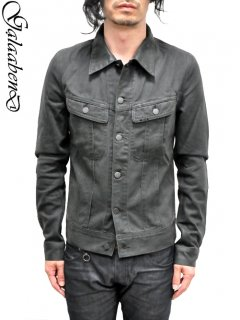 GalaabenD Coating Denim Jacket<img class='new_mark_img2' src='https://img.shop-pro.jp/img/new/icons20.gif' style='border:none;display:inline;margin:0px;padding:0px;width:auto;' />