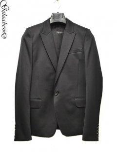 GalaabenD Tuxedo Cloth Jacket <1b/Peaked lapel>