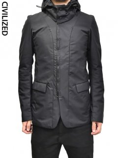 CIVILIZED cleared Jacket 2way<img class='new_mark_img2' src='https://img.shop-pro.jp/img/new/icons38.gif' style='border:none;display:inline;margin:0px;padding:0px;width:auto;' />