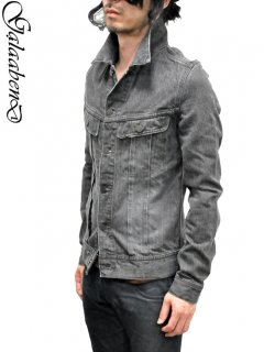 GalaabenD Denim Jacket<img class='new_mark_img2' src='https://img.shop-pro.jp/img/new/icons20.gif' style='border:none;display:inline;margin:0px;padding:0px;width:auto;' />