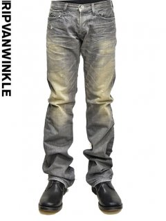 ripvanwinkle Boots Cut Jeans -Gray-<img class='new_mark_img2' src='https://img.shop-pro.jp/img/new/icons38.gif' style='border:none;display:inline;margin:0px;padding:0px;width:auto;' />