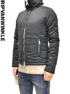 RIPVANWINKLE Ski Jacket  -Black- <img class='new_mark_img2' src='https://img.shop-pro.jp/img/new/icons38.gif' style='border:none;display:inline;margin:0px;padding:0px;width:auto;' />