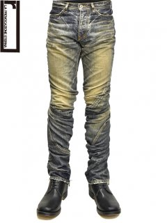 r[RIPVANWINKLE] Long Twist Jeans<img class='new_mark_img2' src='//img.shop-pro.jp/img/new/icons23.gif' style='border:none;display:inline;margin:0px;padding:0px;width:auto;' />