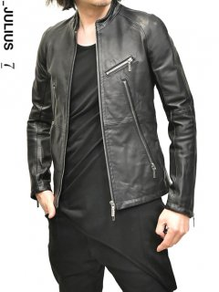 MA_JULIUS Leather Riders Jacket<img class='new_mark_img2' src='//img.shop-pro.jp/img/new/icons20.gif' style='border:none;display:inline;margin:0px;padding:0px;width:auto;' />