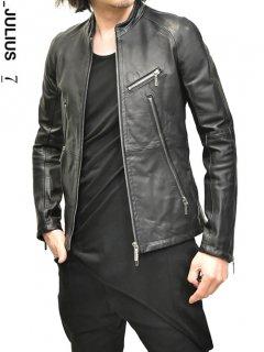 MA_JULIUS Leather Riders Jacket