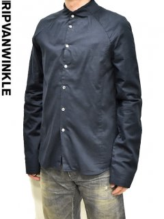 ripvanwinkle Stand Collar Shirt<img class='new_mark_img2' src='https://img.shop-pro.jp/img/new/icons23.gif' style='border:none;display:inline;margin:0px;padding:0px;width:auto;' />