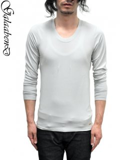GalaabenD U Neck Cut&sewn 3/4 Sleeve<img class='new_mark_img2' src='https://img.shop-pro.jp/img/new/icons20.gif' style='border:none;display:inline;margin:0px;padding:0px;width:auto;' />