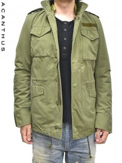 ACANTHUS M-65 Field Jacket [Down Liner]